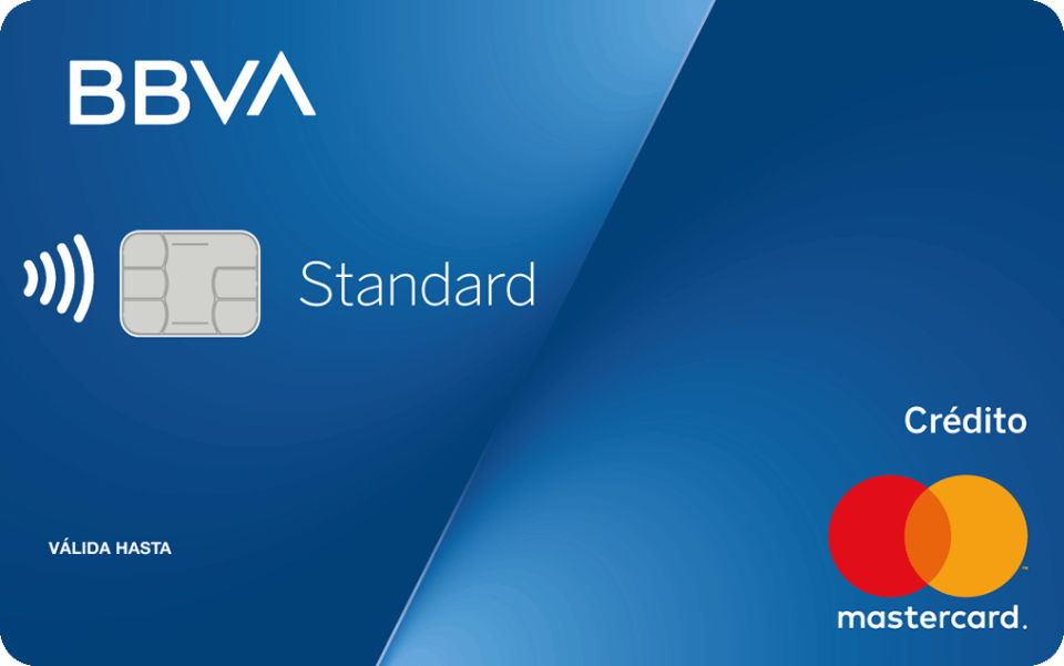 tarjeta mastercard standard